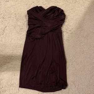 Express Empire waist dress